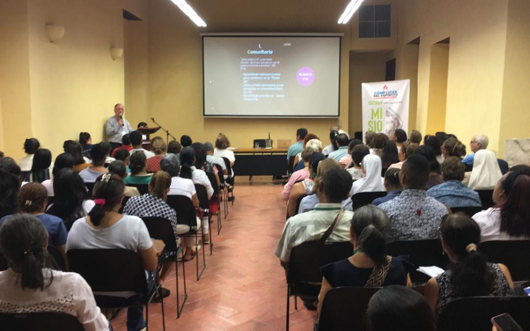 I Congreso Misionero en la Arquidiócesis de Cartagena